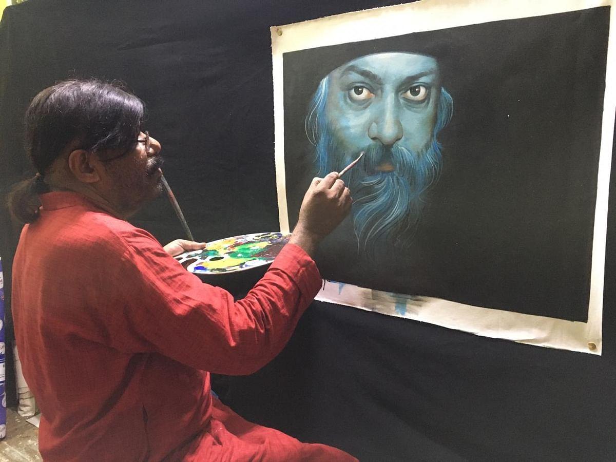 Bhopal: Artist Raj Saini to groom painters in every district of Madhya Pradesh