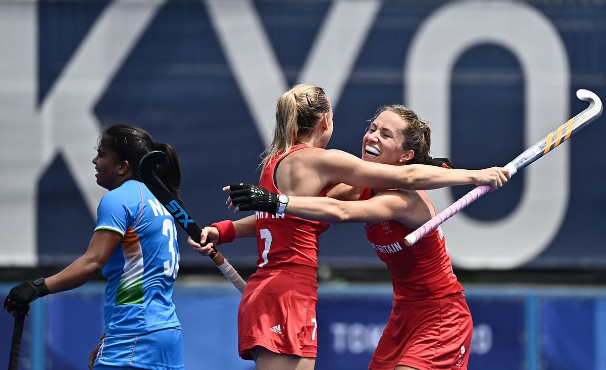 Hockey at Tokyo Olympics: Misfiring India women lose 1-4 to Great Britain for 3rd straight loss