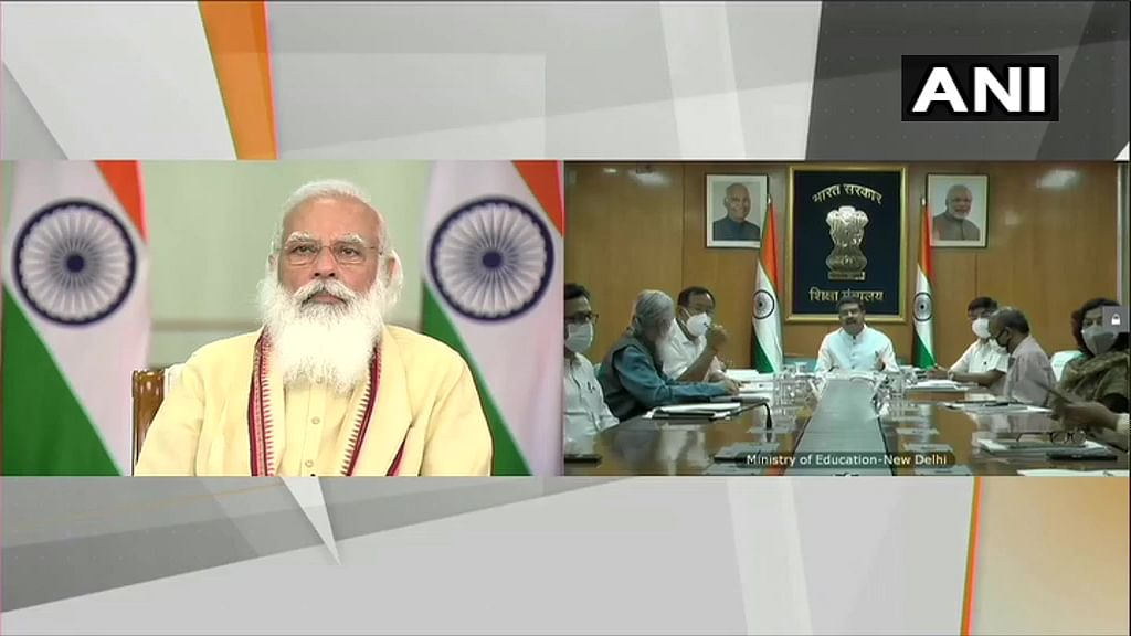 Newly appointed Union Ministers take charge; PM Modi begins working with his reshuffled Cabinet