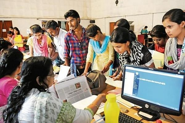 CET counselling on UTD campus. File photo