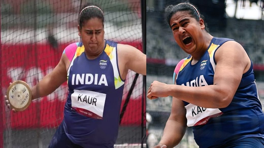 Watch out for Kamalpreet Kaur': Twitter awed by Indian discus thrower's scintillating performance; looks forward to final