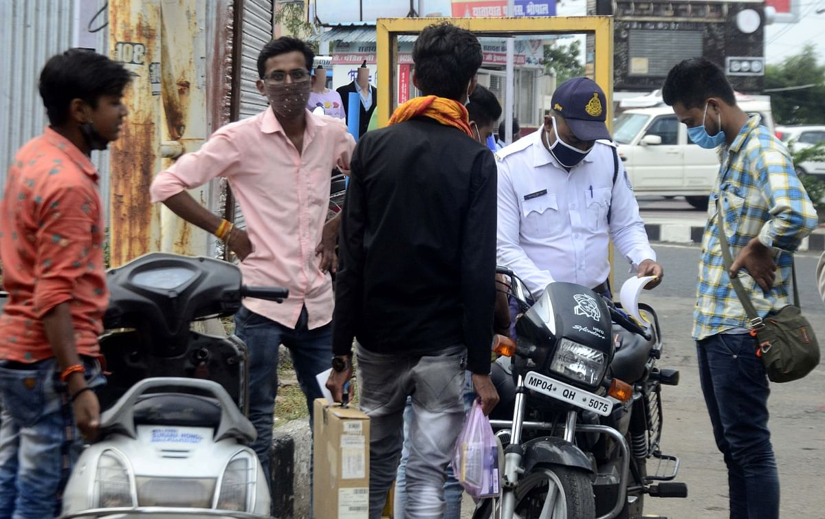 'Rule of six' to be followed at public places in Madhya Pradesh