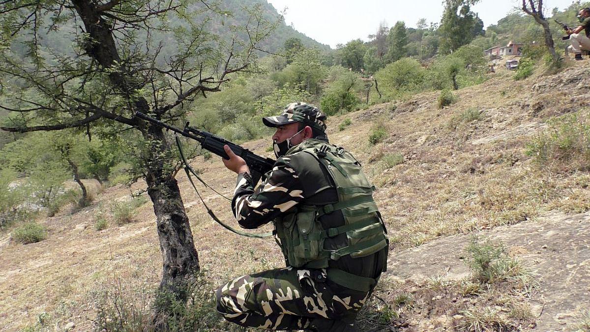 Pakistan's drone tries to cross International border in Jammu's Arnia, backs off after BSF firing