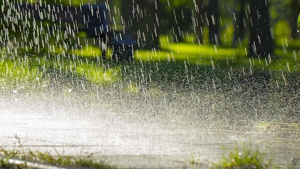 Weather: Yellow alert issued for  heavy rainfall at isolated places in 11 districts of Madhya Pradesh