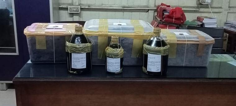 Mumbai: Agarwood aka 'liquid gold' worth Rs 59 lakh seized