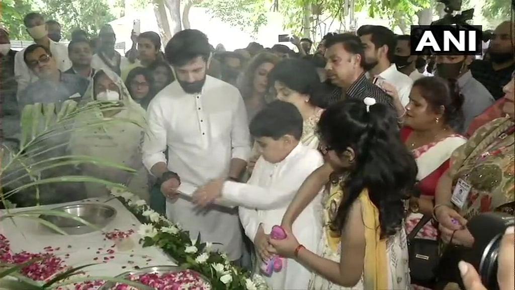 'My own people have betrayed me': Chiraj Paswan launches Ashirvad yatra on Ram Vilas Paswan's birth anniversary