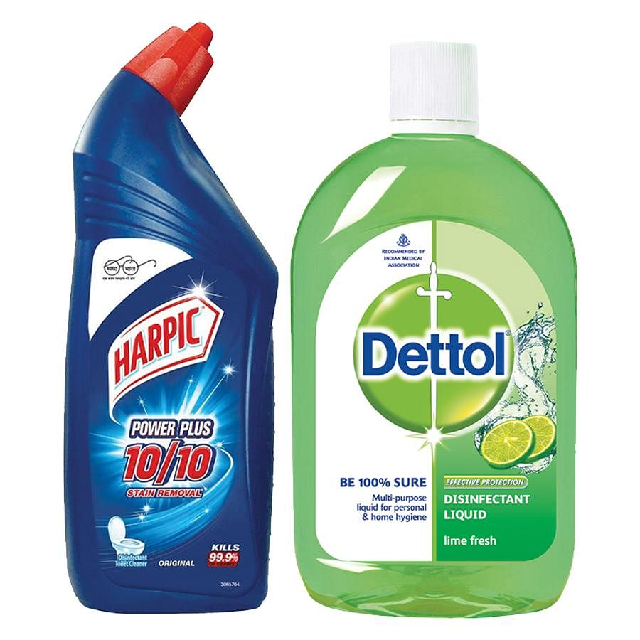 Reckitt says Harpic, Dettol reported strong revenue growth in India in H1 2021