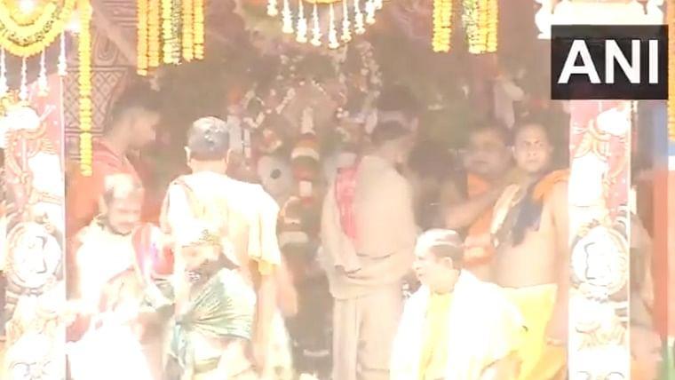 Watch video: Jagannath Rath Yatra begins in Odisha's Puri; IMA chief says holding any festival not advisable