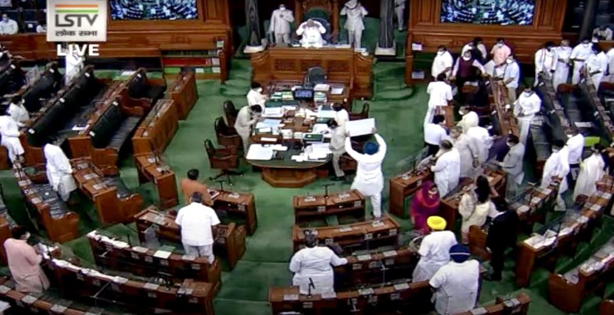 Parliament Monsoon Session Live Updates: Rajya Sabha adjourned till August 2