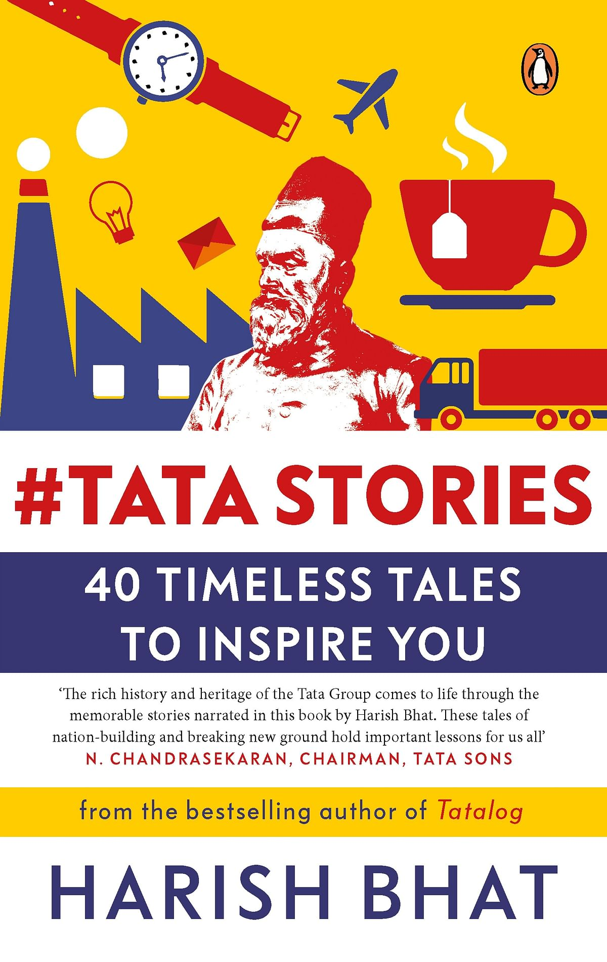 How India first went to the Olympics in 1920 & other stories: Harish Bhat, Brand Custodian of Tata Sons tells BrandSutra