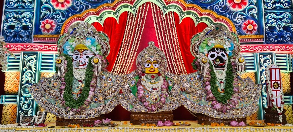 COVID-19 dampens Lord Jagannath's Rath Yatra in West Bengal