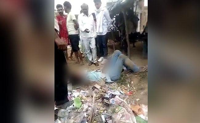 Uttar Pradesh: 20-year-old Dalit man beaten up, hit on privates for talking to girl in Kanpur Dehat district