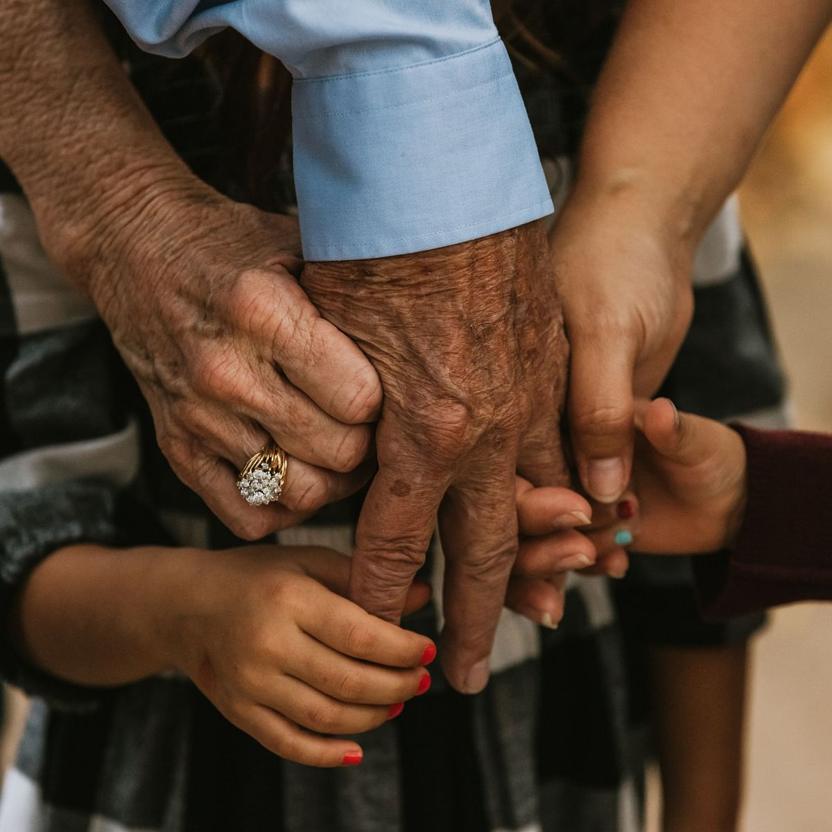 Senior Citizens: Legacy Journal as means to bequeath values to the next generation