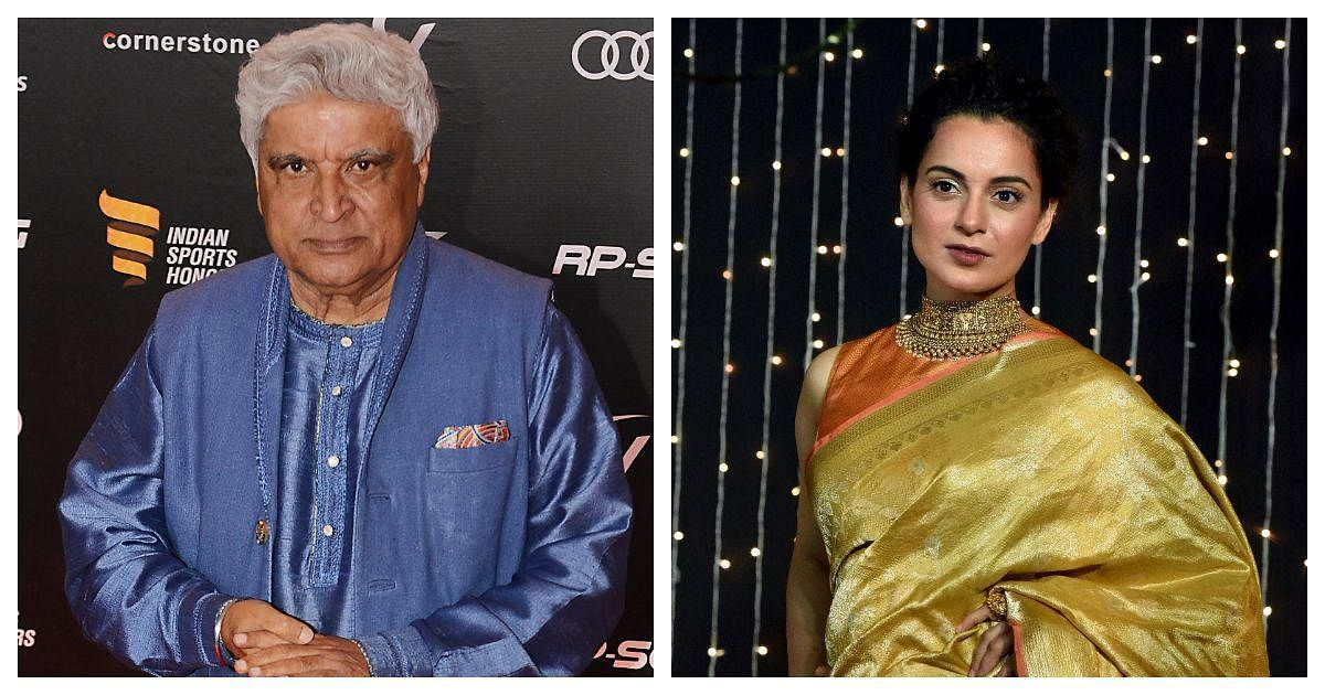 Kangana suppressed facts to get favorable order, Javed Akhtar tells Bombay HC