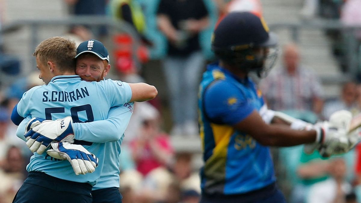 Seven members of the England Men's ODI team test positive for Covid-19 ahead of the Pakistan series