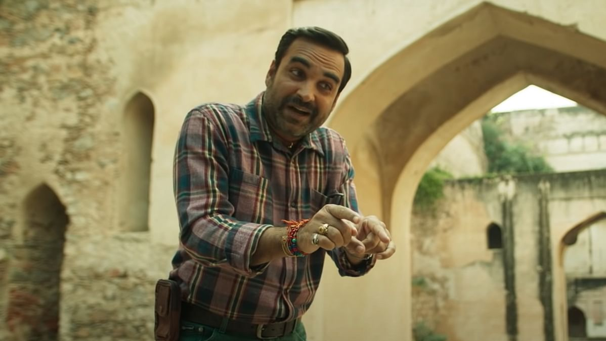 'I see if there's gender sensitivity or not': Pankaj Tripathi on what he keeps in mind while choosing a film