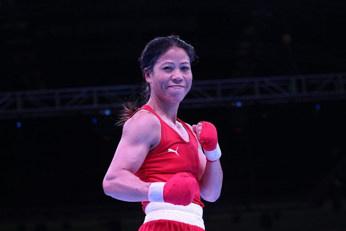 Boxing at Tokyo Olympics: India's Mary Kom beats Garcia of Dominican Republic; storms into R of 16
