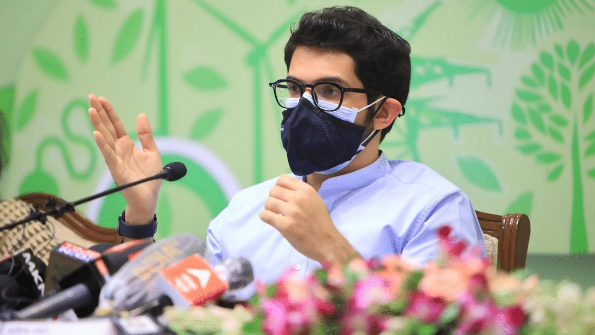 Environment minister of Maharashtra Aaditya Thackeray
