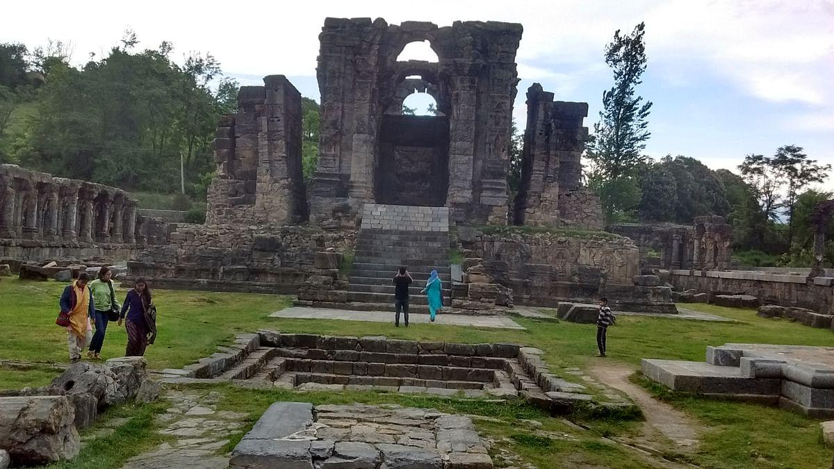 Martanda Sun Temple, Anantnag