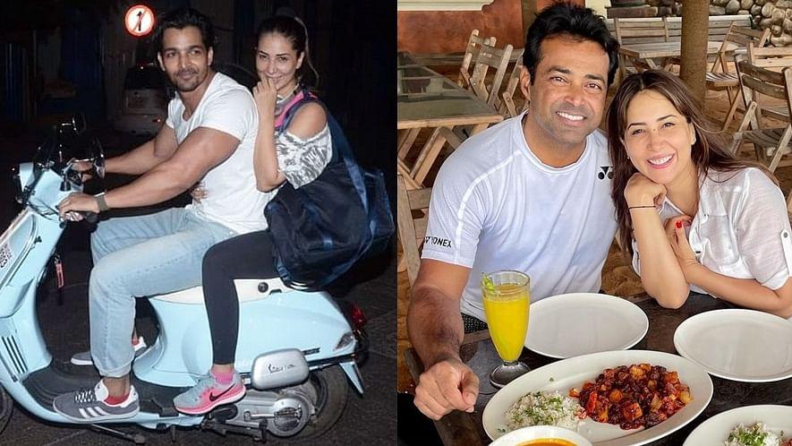 'Haseen Dillruba' actor Harshvardhan Rane reacts to ex-GF Kim Sharma dating tennis player Leander Paes