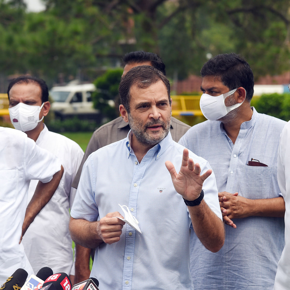 'Modi government not allowing the Opposition to work': Rahul Gandhi slams Centre