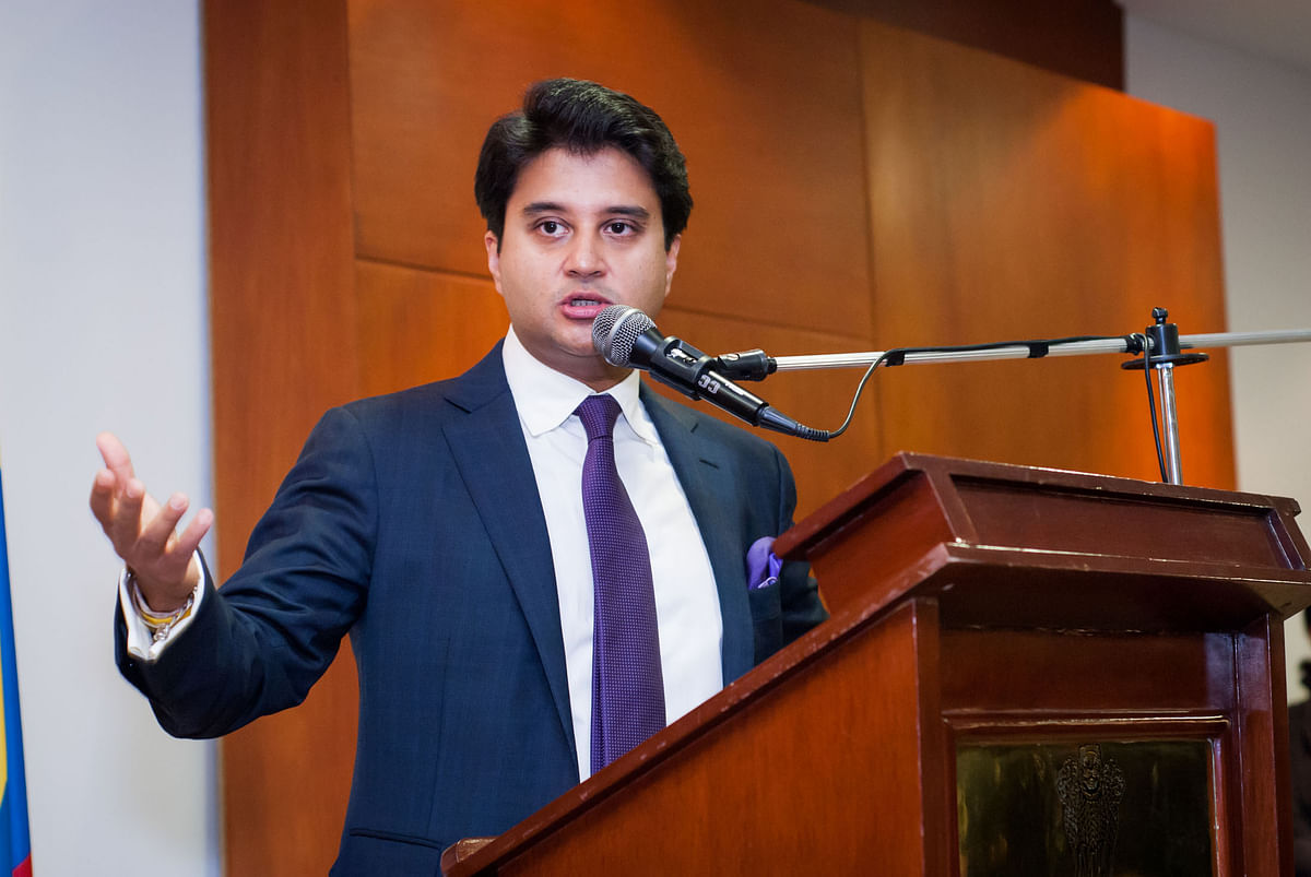 FPJ Legal: Bombay HC orders Jyotiraditya Scindia to finalise aviation ministry's policy on naming airports