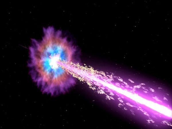 Indian astronomers with other scientists spot unique Gamma-ray burst