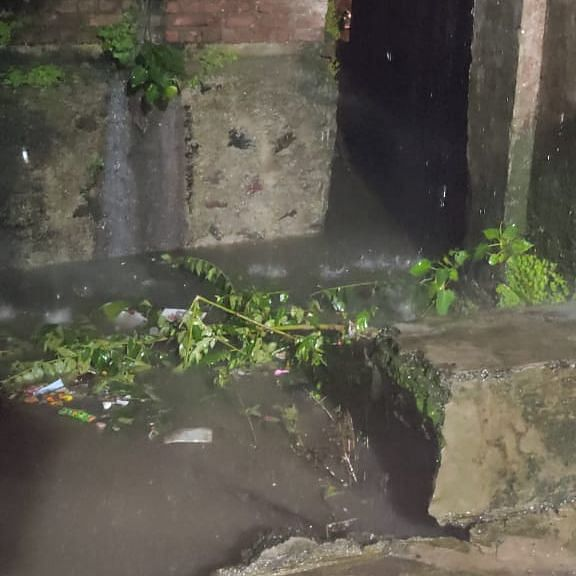 Ulhasnagar: 4-yr-old boy dead after drowning in open nullah near his house