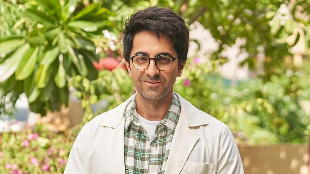 Ayushmann Khurrana shares his first look from 'Doctor G'; film goes on floors