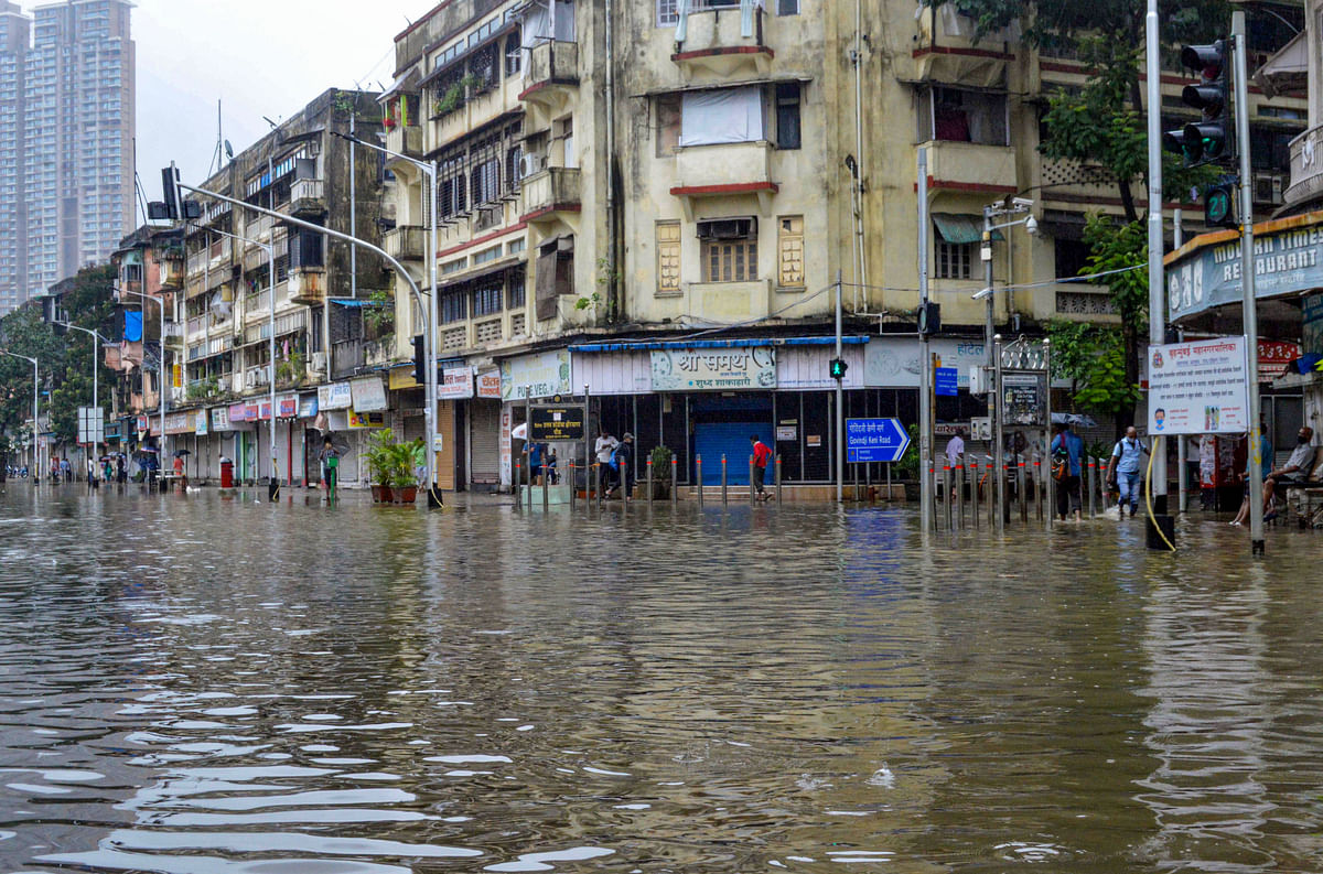 Mumbai Rains: City records third highest 24-hour rainfall in a decade
