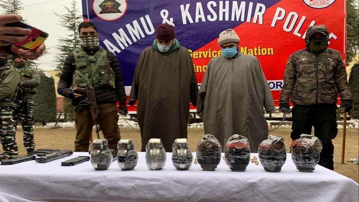 LeT ultra arrested in J&K's Bandipora