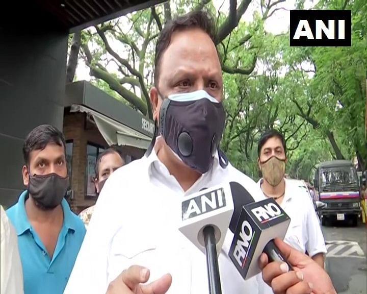 BJP leader Ashish Shelar
