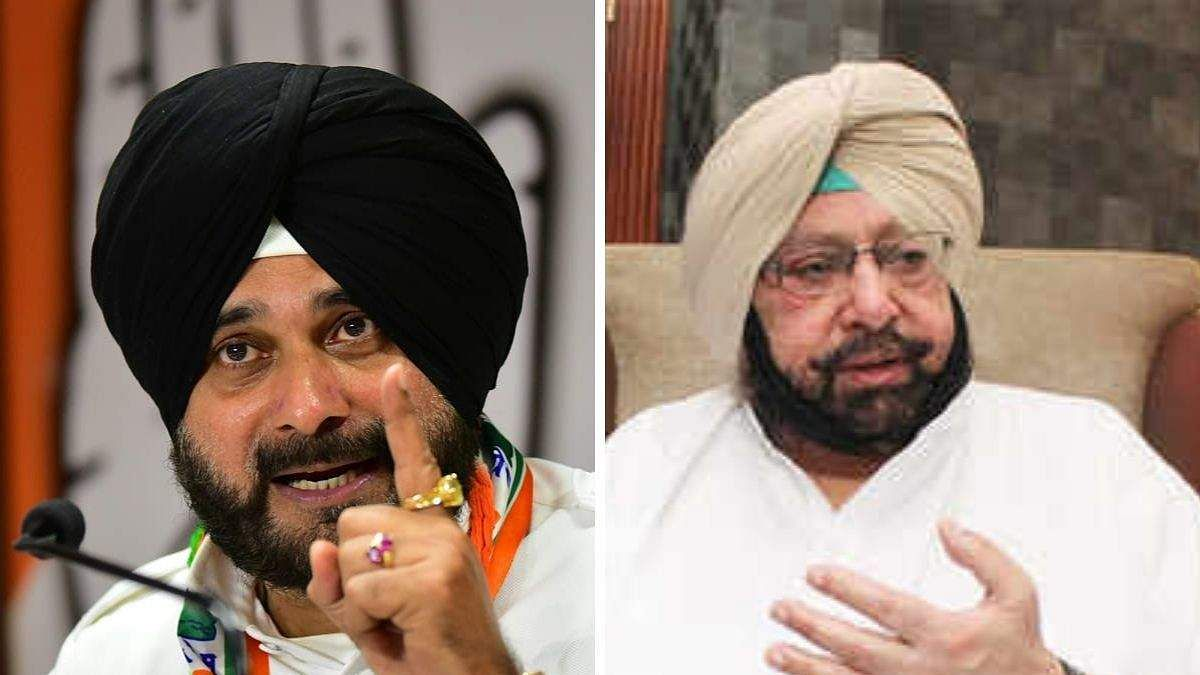 Punjab Congress infighting grows: CM Amarinder Singh not on board with Navjot Singh Sidhu's elevation as state chief, says report