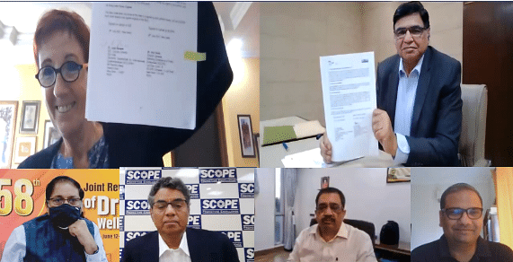SCOPE-GIZ, Germany sign MoU to support PSEs in Climate Change Mitigation