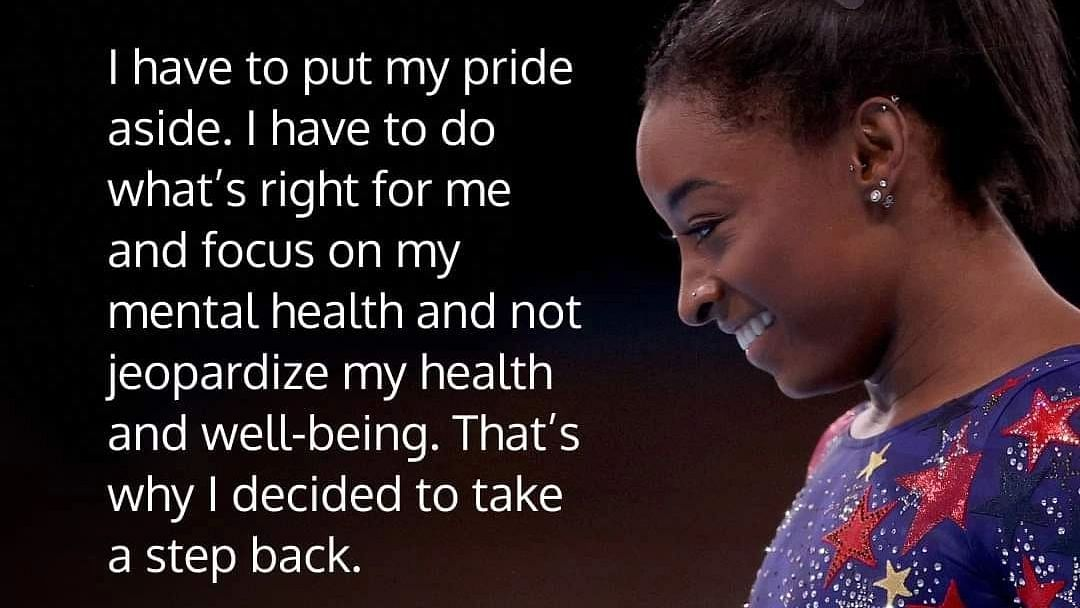'I need to call it': Olympics champion Simone Biles withdraws from Thursday's final citing mental health