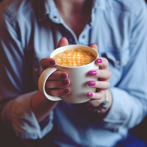 A cup of coffee a day may keep Covid-19 away: Study