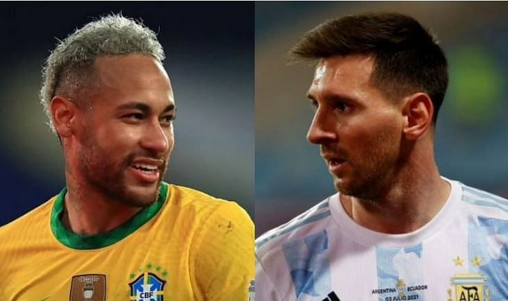 Copa America: Clash of continental heavyweights; Brazil take on Argentina in the CONMEBOL Copa America on Sunday morning