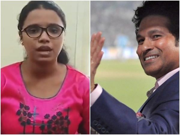 Sachin Tendulkar comes to aid of 19-year-old Dipti, helps her pursue dream of becoming doctor