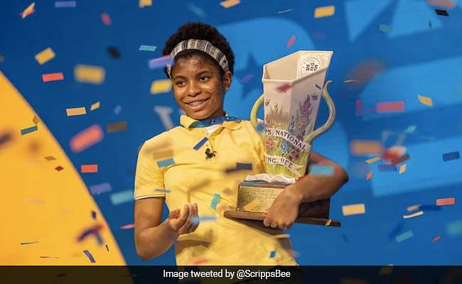 Zaila Avant-garde becomes 1st African-American to win US Spelling Bee