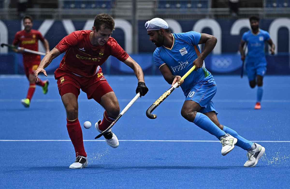 Tokyo Olympic: India back in reckoning; Rupinder's brace enhances quarterfinal chance, as they silence Spain 3-0 without a reply