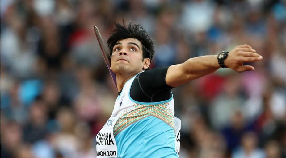 Watch video | Neeraj Chopra's MONSTER 86.65m throw seals top spot in javelin throw Group A at Tokyo Olympics