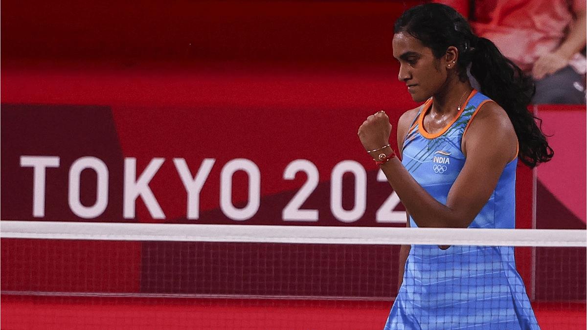 Creating history: PV Sindhu wins bronze in Tokyo 2020, proud netizens call her 'Super Sindhu'