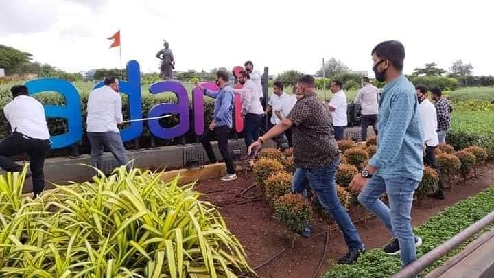 NCP's Nawab Malik opposes renaming of Mumbai airport