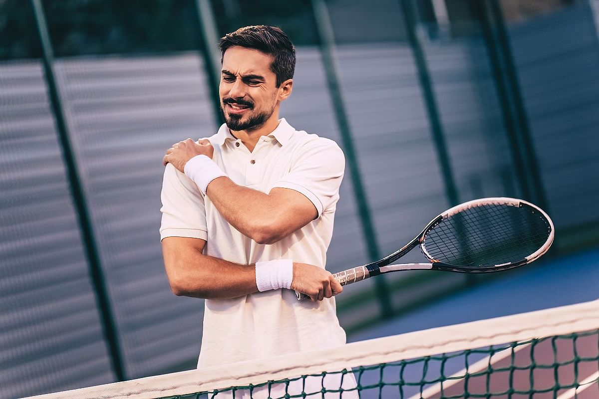 Simply Su-Jok: Treat tennis shoulder with these self-healing techniques