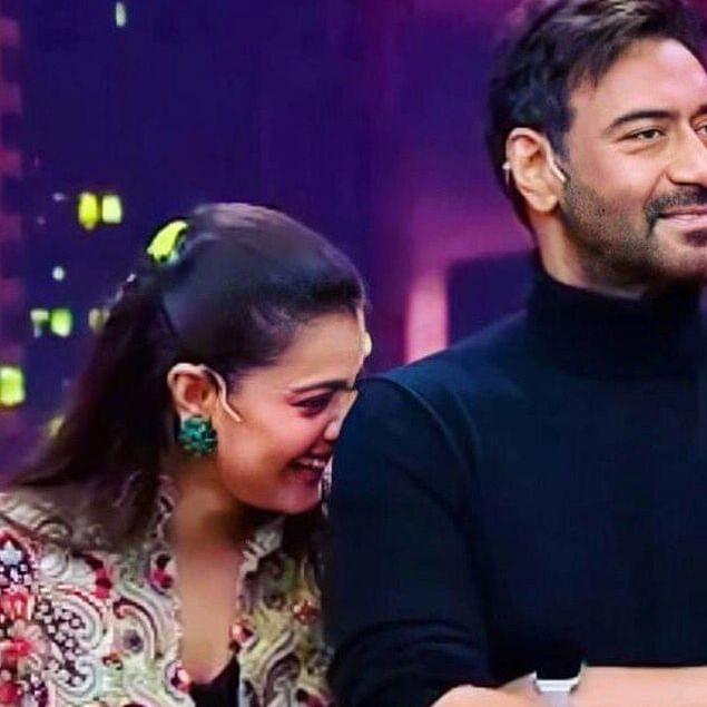 Ajay Devgn showers love on wife Kajol as she turns 47: 'You managed to bring a smile to my face for the longest time'