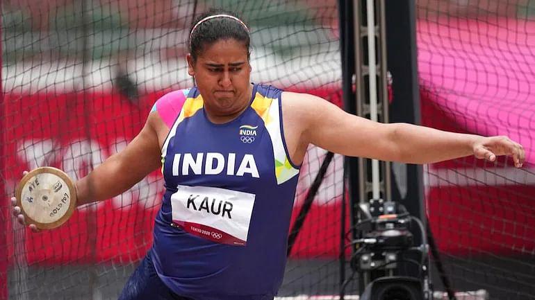 Kamalpreet Kaur finishes 6th in discus throw final at Tokyo Olympics