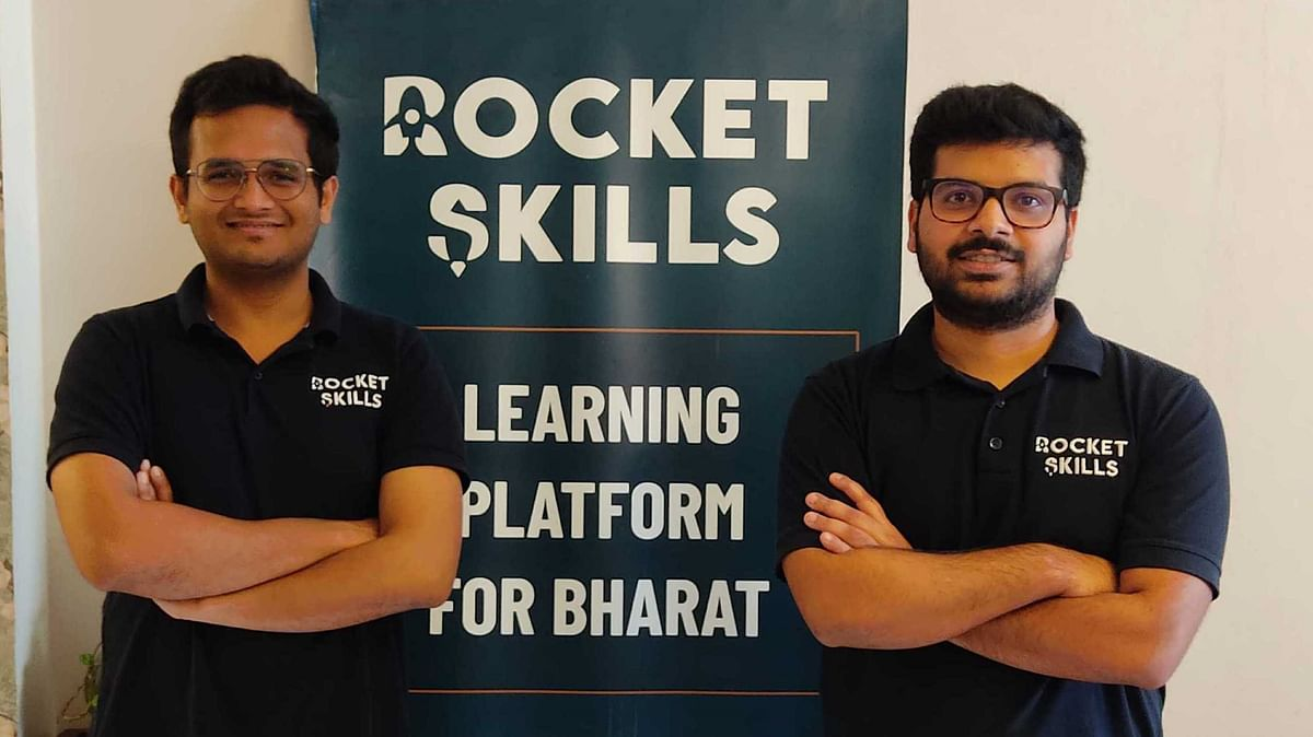 Edutech startup Rocket Skills raises Rs 2.2 cr in pre-Seed round led by Better Capital, First Cheque and Titan Capital