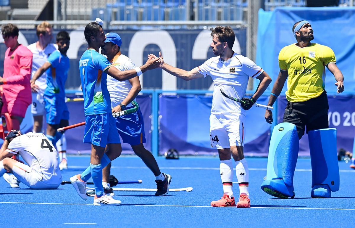 Tokyo Olympics Hockey Bronze: Ajit Pawar says it marks start of golden era; minister Jayant Patil calls it a '#CorrectKaryakram'