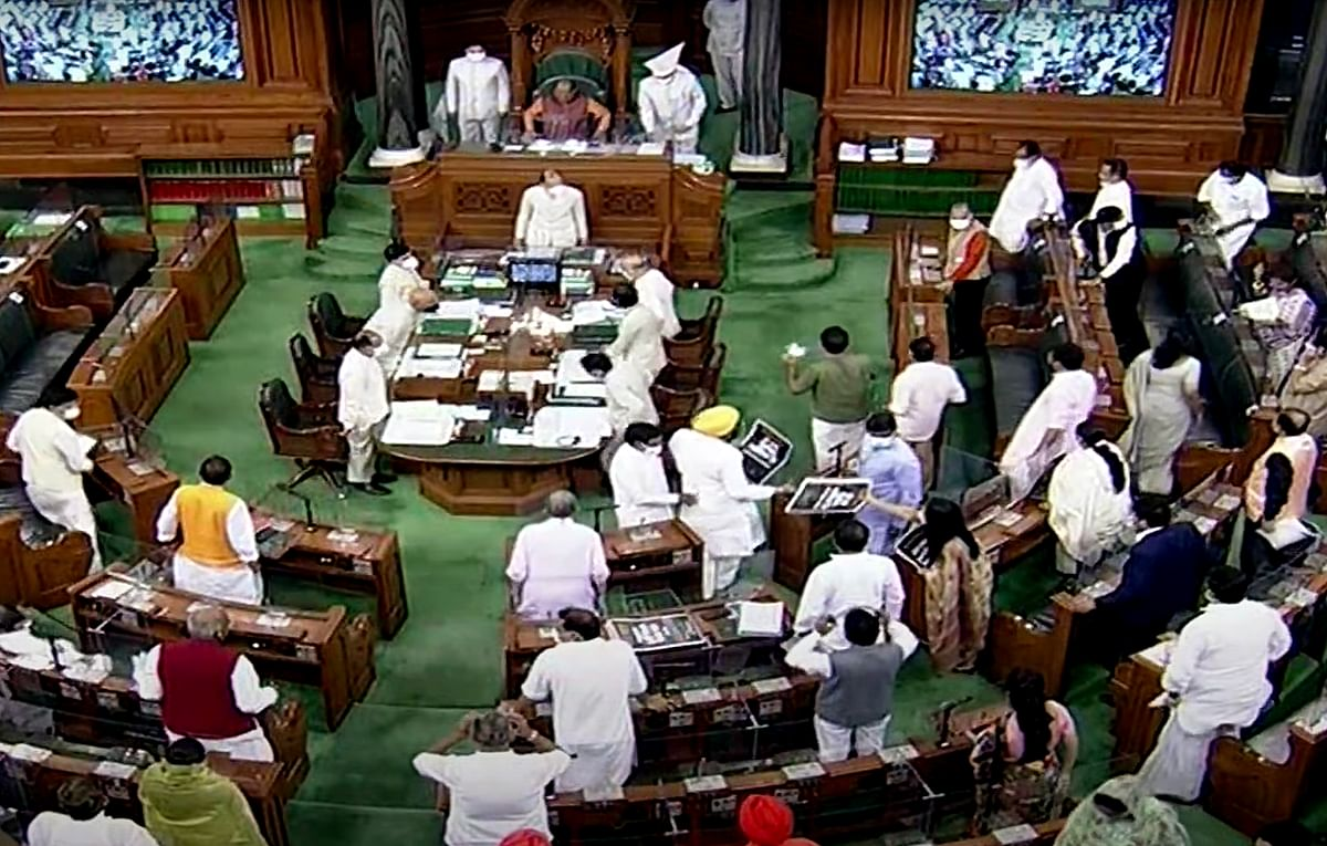 Parliament Session Updates: Rajya Sabha adjourned till 11 am on August 6 amid Opposition ruckus over issues including Pegasus report