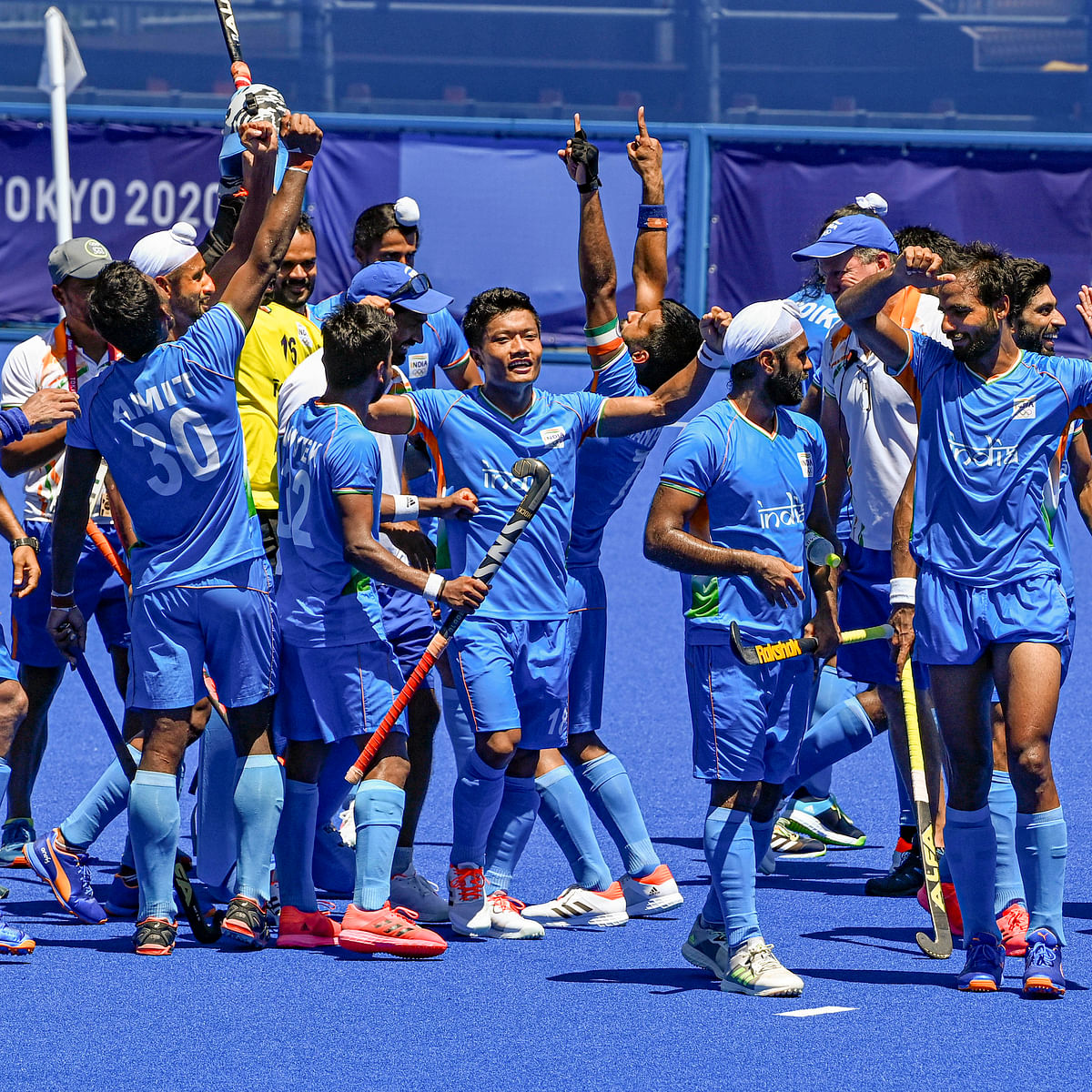 Historic Tokyo Olympics hockey win: Punjab minister announces Rs 1 crore cash reward for each player
